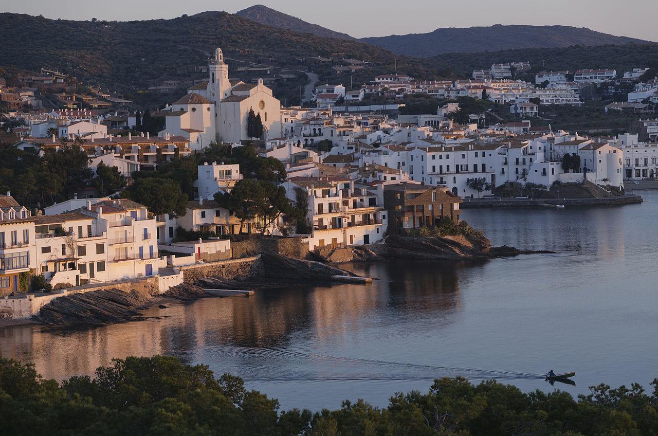 Kaunein rannikkokylä Espanjassa on…