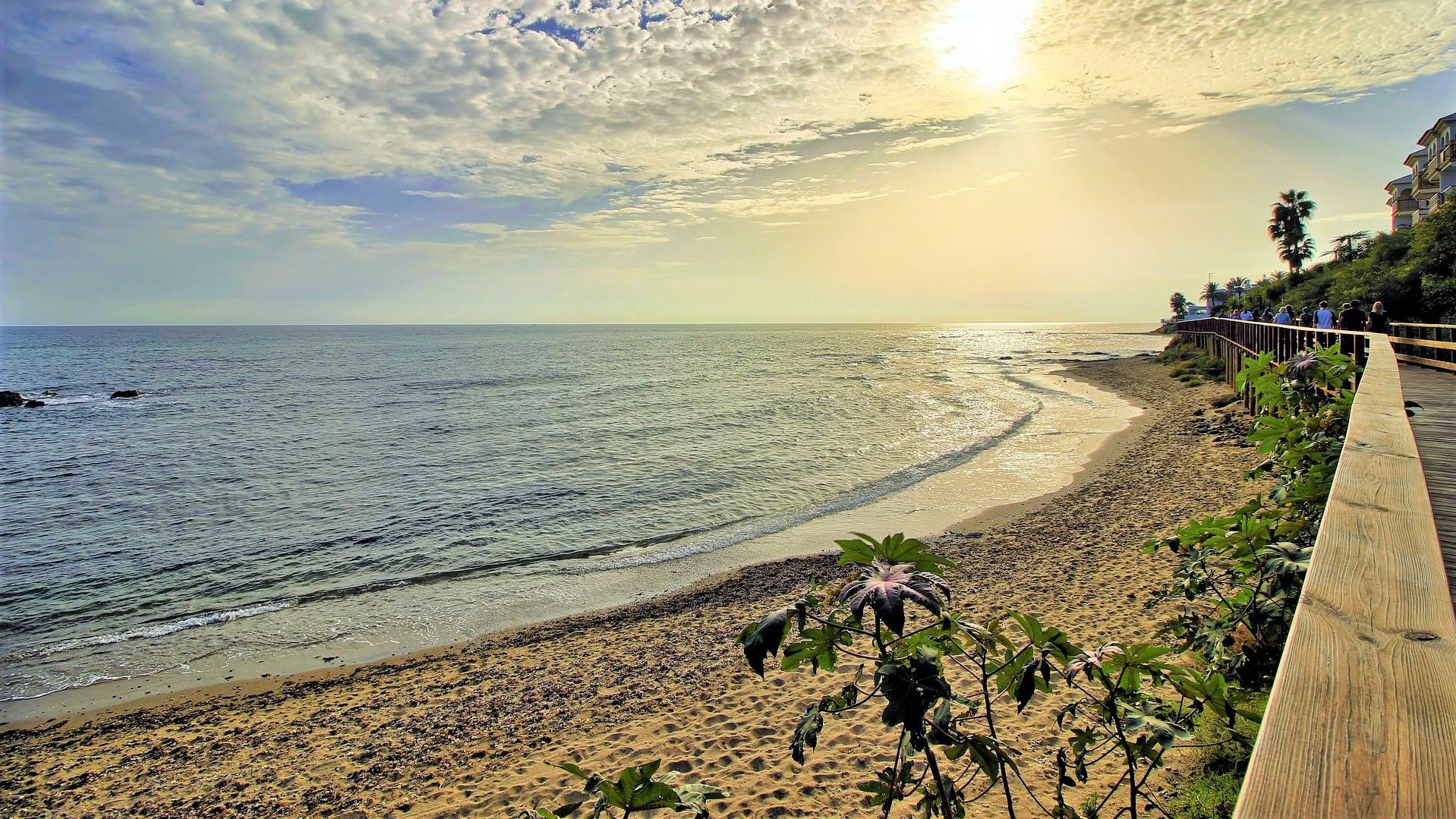 Cala de Mijasin rannikko ehdolla vedenalaiseksi luonnonpuistoksi