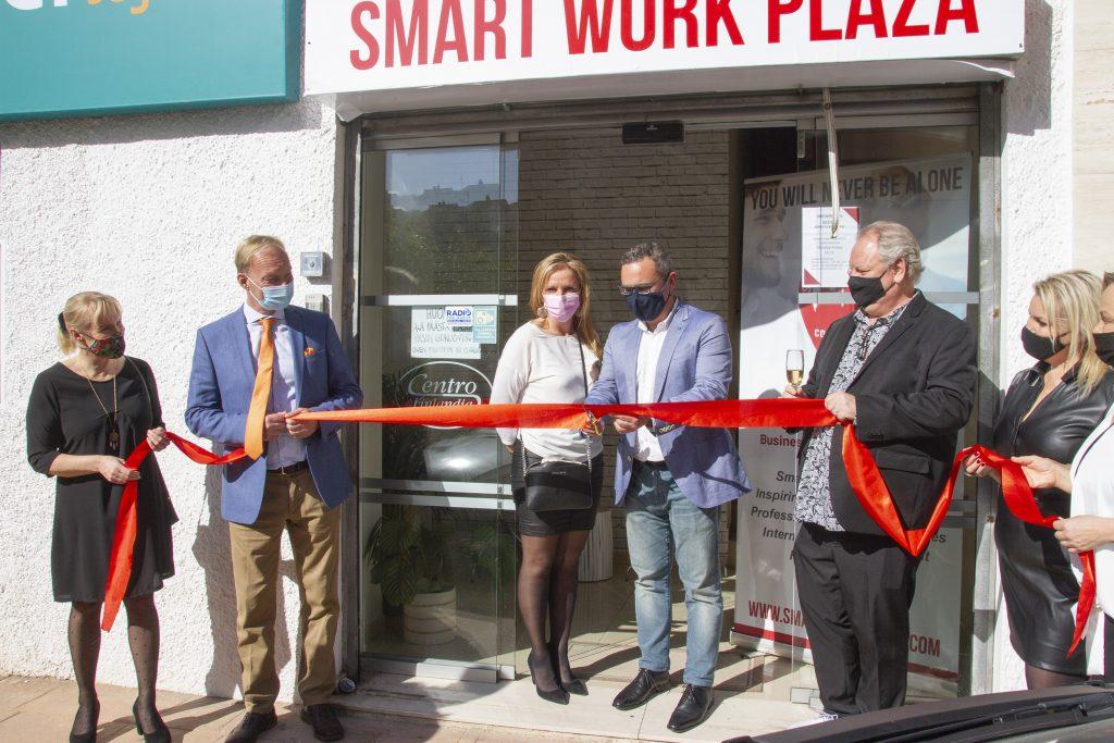 Smart Work Plaza Boliches avattiin