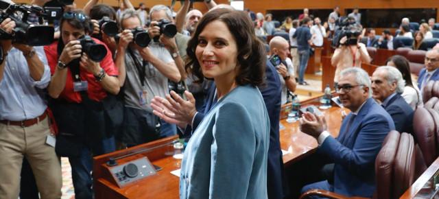 Keskustaoikeisto voitti Madridin vaalit