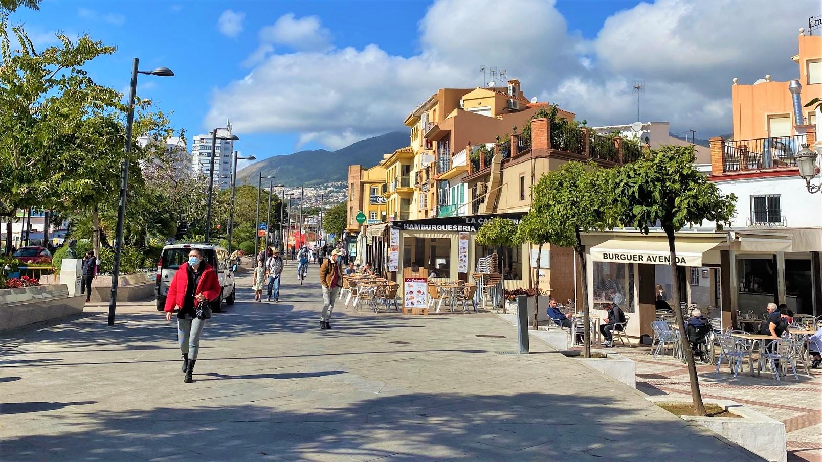 Koronatartuntojen määrä hienoisessa nousussa Andalusiassa